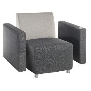 Kesgrave Left Armrest With USB Port By Ebern Designs