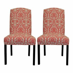 Abigail Side Chair (Set of 2) by Sole Designs
