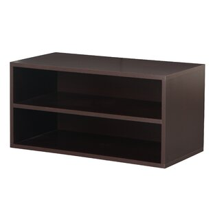 Carrabba Storage Standard Bookcase by Hazelwood Home