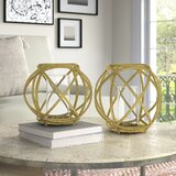 Floor Hurricane Candle Holders Joss Main