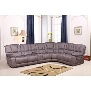 Dovercourt Reclining 7 Piece Living Room Set by Red Barrel Studio