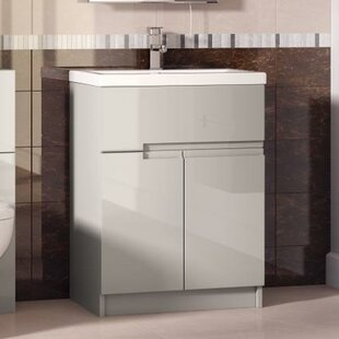 Urban 605mm Free-standing Vanity Unit By Hudson Reed