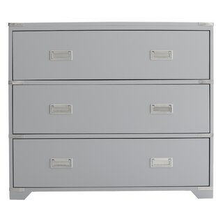 O'Connell 3 Drawers Accen..
