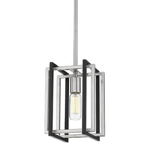 Zoraida 1-Light Lantern Pendant by Wrought Studio