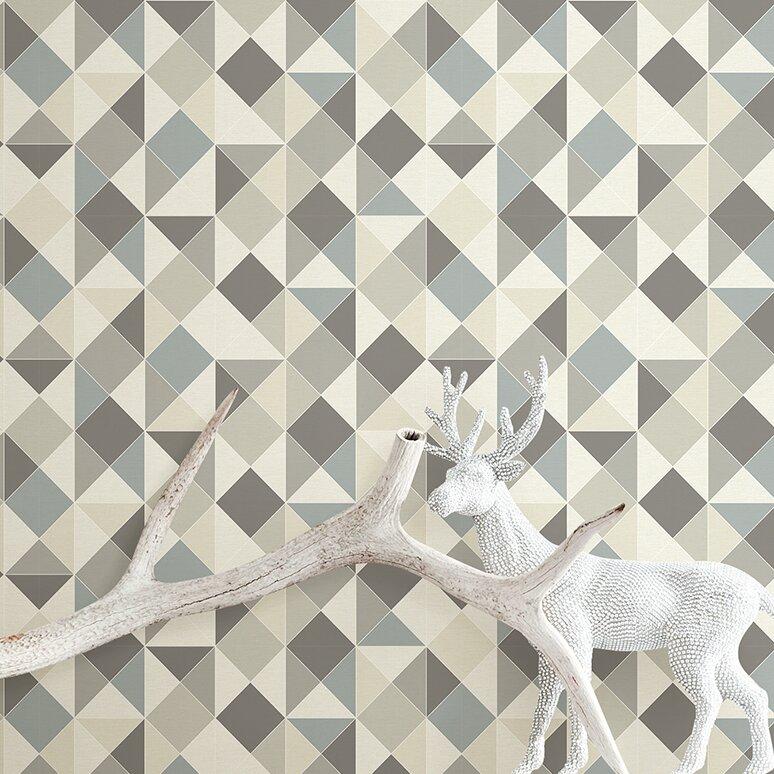 Wolter 18 L X 20 5 W Geometric And Stick Wallpaper