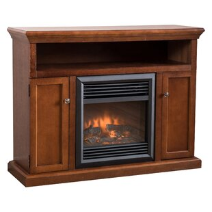 Fenland Electric Fireplace by Alcott Hill