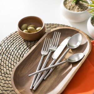 Wisteria 20 Piece Flatware Set