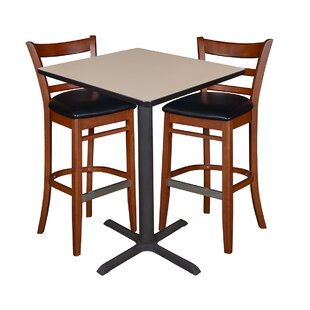 Save  sc 1 st  Wayfair & Cafe Table Set | Wayfair