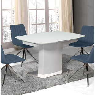 Culp Extendable Dining Table Orren Ellis