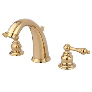 Shopping for Victorian Widespread Bathroom Faucet with Brass Pop-Up Drain By Kingston Brass