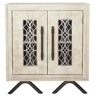 Michaelis 2 Door Accent Cabinet by Bungalow Rose