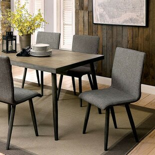 Armijo 5 Piece Breakfast Nook Dining Set by Foundry Select Top Reviews