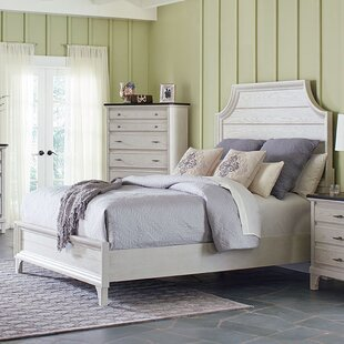 Beachcrest Home Georgetown Panel Bed