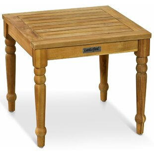 Kourtney Wooden Side Table By Sol 72 Outdoor