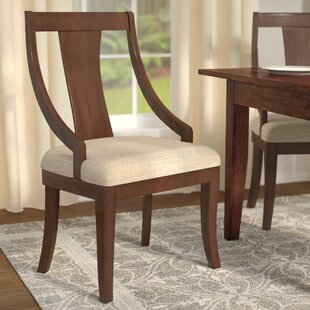 Red Barrel Studio Bayridge Arm Chair (Set of 2)