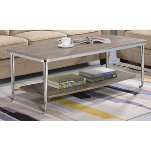 Inexpensive Colville Coffee Table by Orren Ellis Reviews (2019) & Buyer's Guide