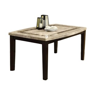 Winston Porter Alaina Contemporary Dining Table