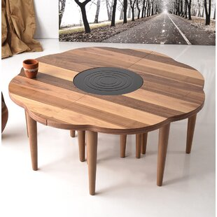 Greaves Walnut Coffee Table by Brayden Studio Best Design