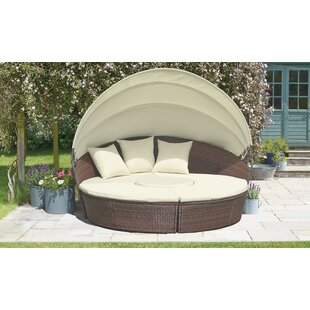 Tuveson Garden Daybed With Cushions Image