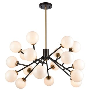Corrigan Studio Isai 20-Light Sputnik Chandelier