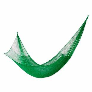 Caribbean Nylon Camping Hammock