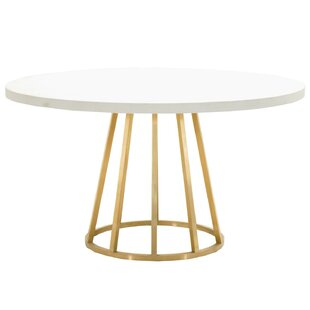 Everly Quinn Fitzmaurice Dining Table