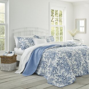 Bedford 3-Piece Quilt Set
