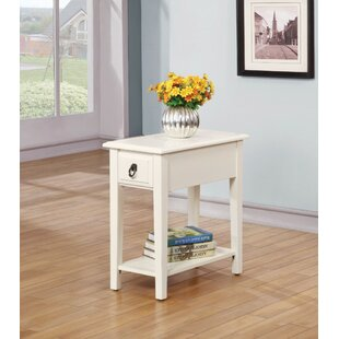 Hodapp End Table with Storage ..