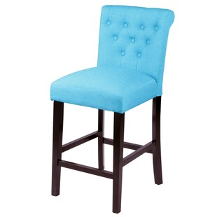 Bellatrix 26 Bar Stool (Set of 2) Andover Mills