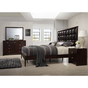 Willenhall Platform 4 Piece Bedroom Set