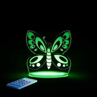 Best Reviews Aloka Butterfly Night Light By Lumenico