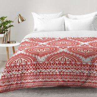 East Urban Home Aimee St Hill Decorative 1 Comforter Set