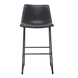 Howlett 25.5'' Counter Stool (Set of 2) by 17 Stories