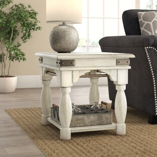 Inexpensive Calila Rectangular End Table By Birch Lane™