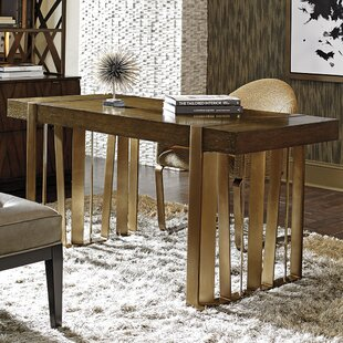 Affordable Cross Effect Writing Desk By Sligh