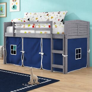 Check Prices Irons Twin Low Loft Bed by Zoomie Kids Reviews (2019) & Buyer's Guide