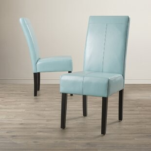 T-Stitch Upholstered Dining Chair (Set of..