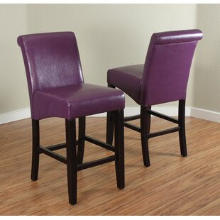 Collis 26 Bar Stool (Set of 2) Winston Porter