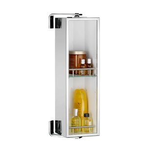 Ottawa 24cm X 64cm Surface Mount Mirror Cabinet By Belfry Bathroom