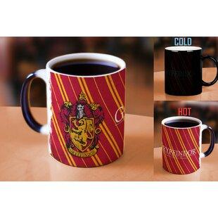 Harry Potter Hogwarts™ House Colors Heat Reveal Ceramic Coffee Mug