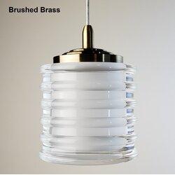 Orren Ellis Boley 4 Light Led Cluster Cylinder Pendant