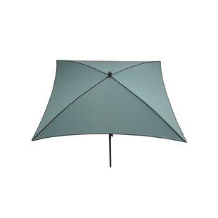 Milas 2m Square Traditonal Parasol By Sol 72 Outdoor