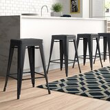 Alyssa Bar & Counter Stool (Set of 4) by Zipcode Design™