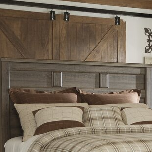Granite Range Panel Headboard by Loon Peak