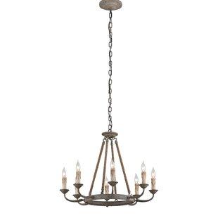 Darby Home Co Mildenhall 8-Light Chandelier