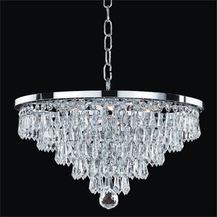 Willa Arlo Interiors Thorpe 5-Light Chandelier