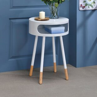 Order Ferrin End Table By Ivy Bronx