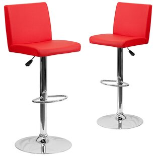 Buying Rufus Adjustable Height Swivel Bar Stool (Set of 2) by Wrought Studio Reviews (2019) & Buyer's Guide