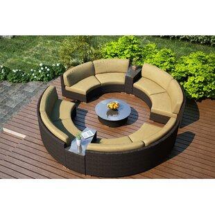Harmonia Living Arden 7 Piece Sunbrella S..