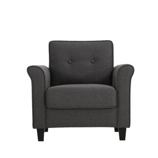 Gargano Armchair by Charlton Home